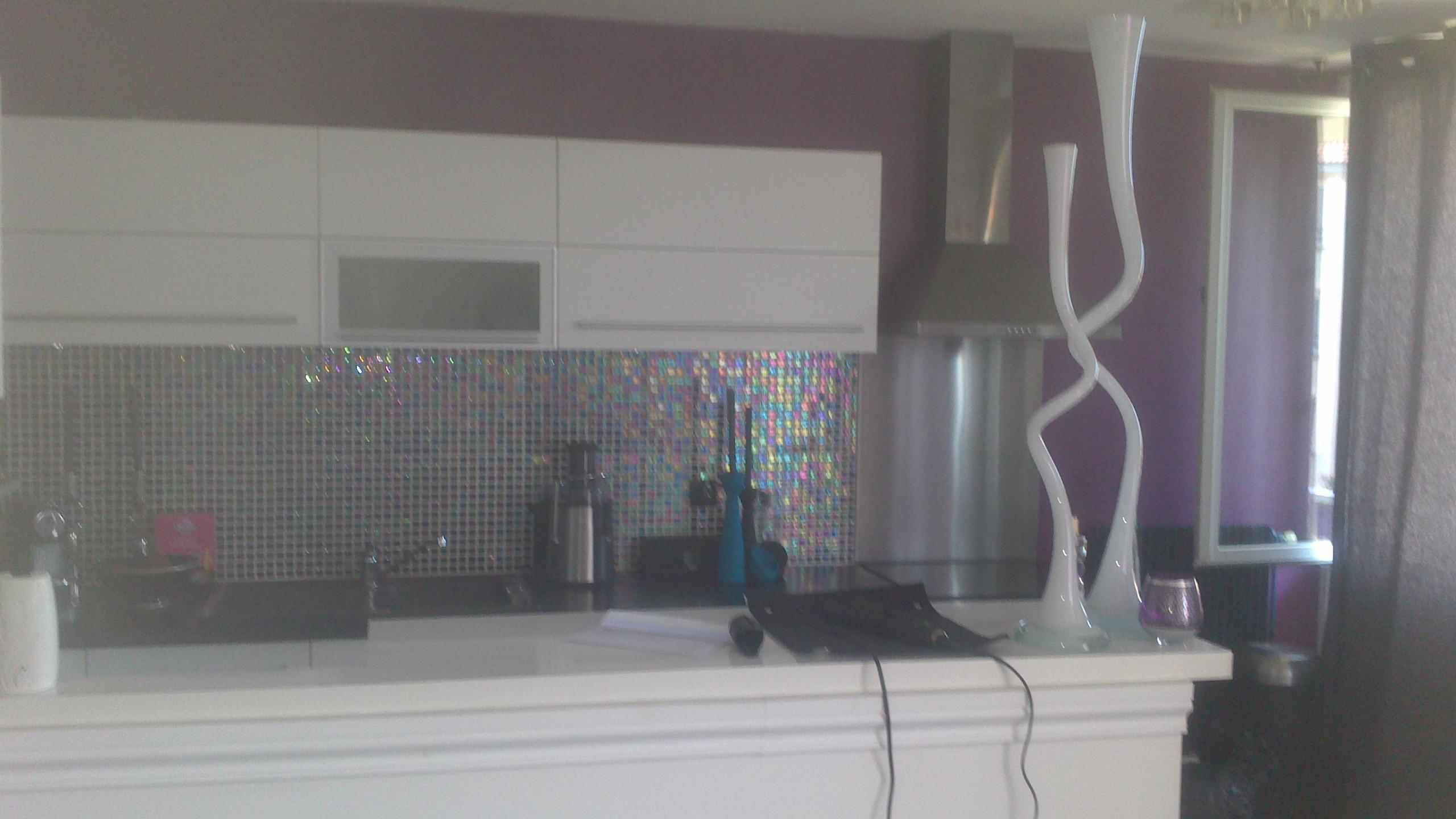 Autre vue sur la cuisine fini ikououbel for Domont meuble
