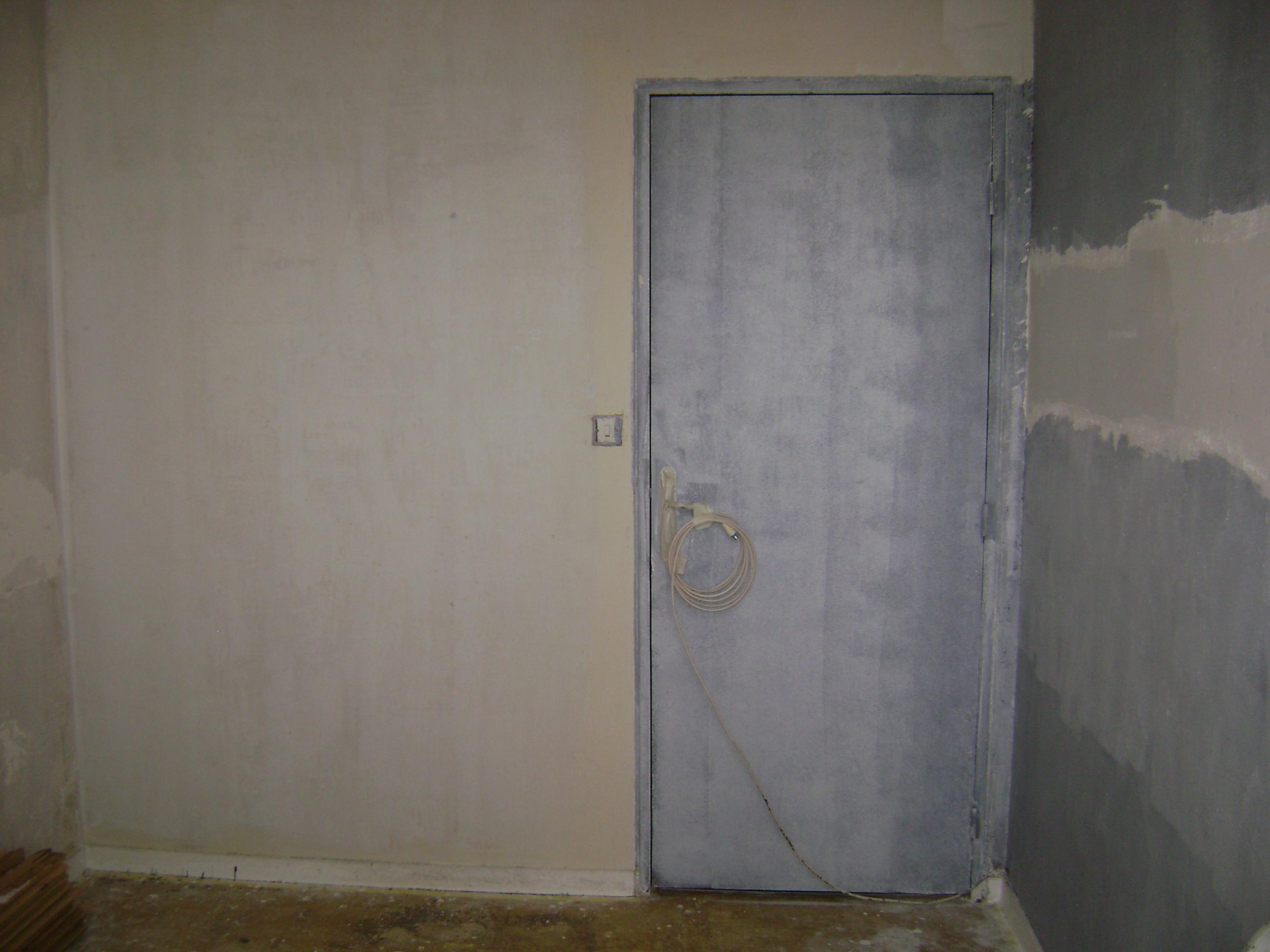 peinture et papier peint, chambre, Domont (95) 090  Ikououbel