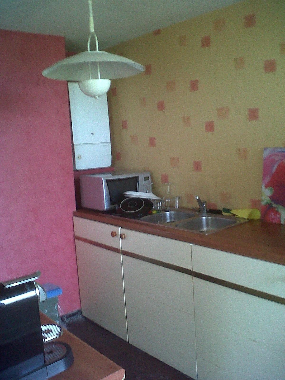 Vue sur la cuisine avant 2 ikououbel for Domont meuble